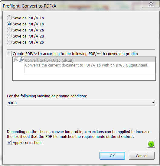 Save Quickly to PDF/A with Keyboard Shortcuts | Oregon Law Practice
